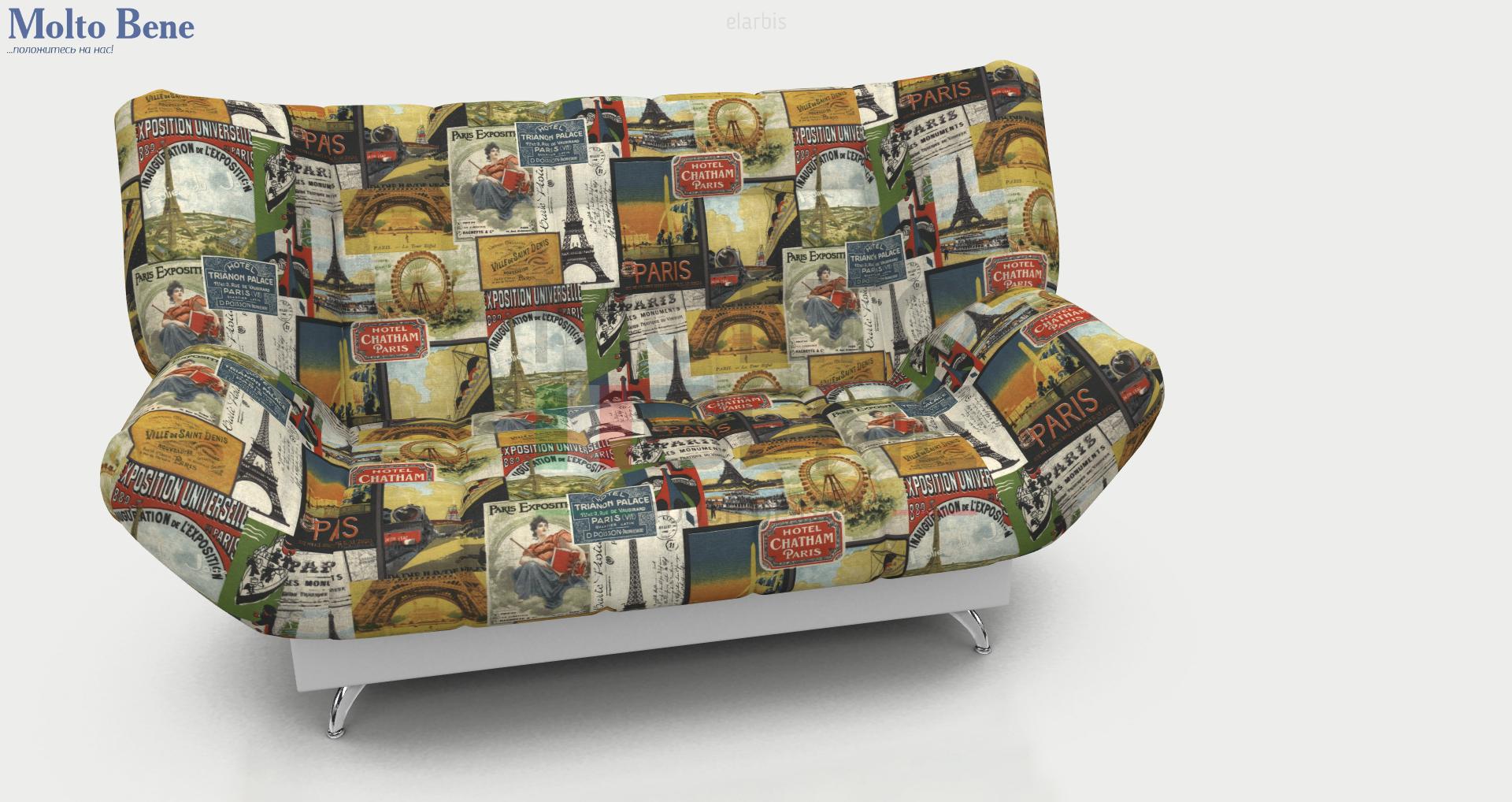 Пошив чехлов для диванов на заказ книжка, клик-кляк 25